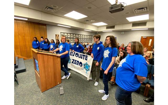 2 Martinsville Middle robotics teams are state's best -- and their ideas are going public